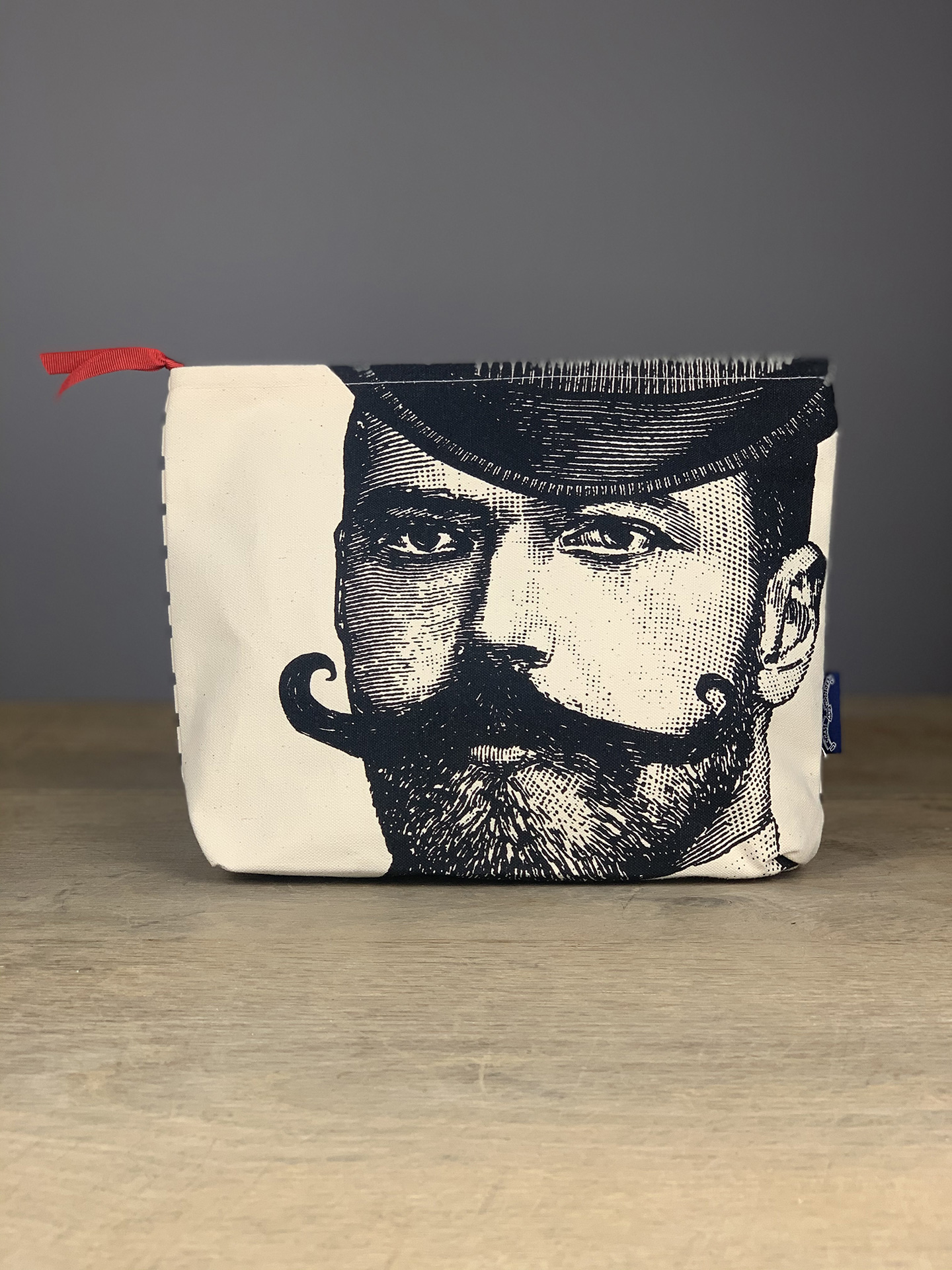 Washbag Leinen simply Man