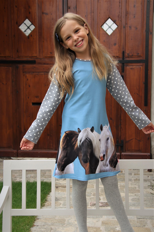 Kleid Pferdeliebe