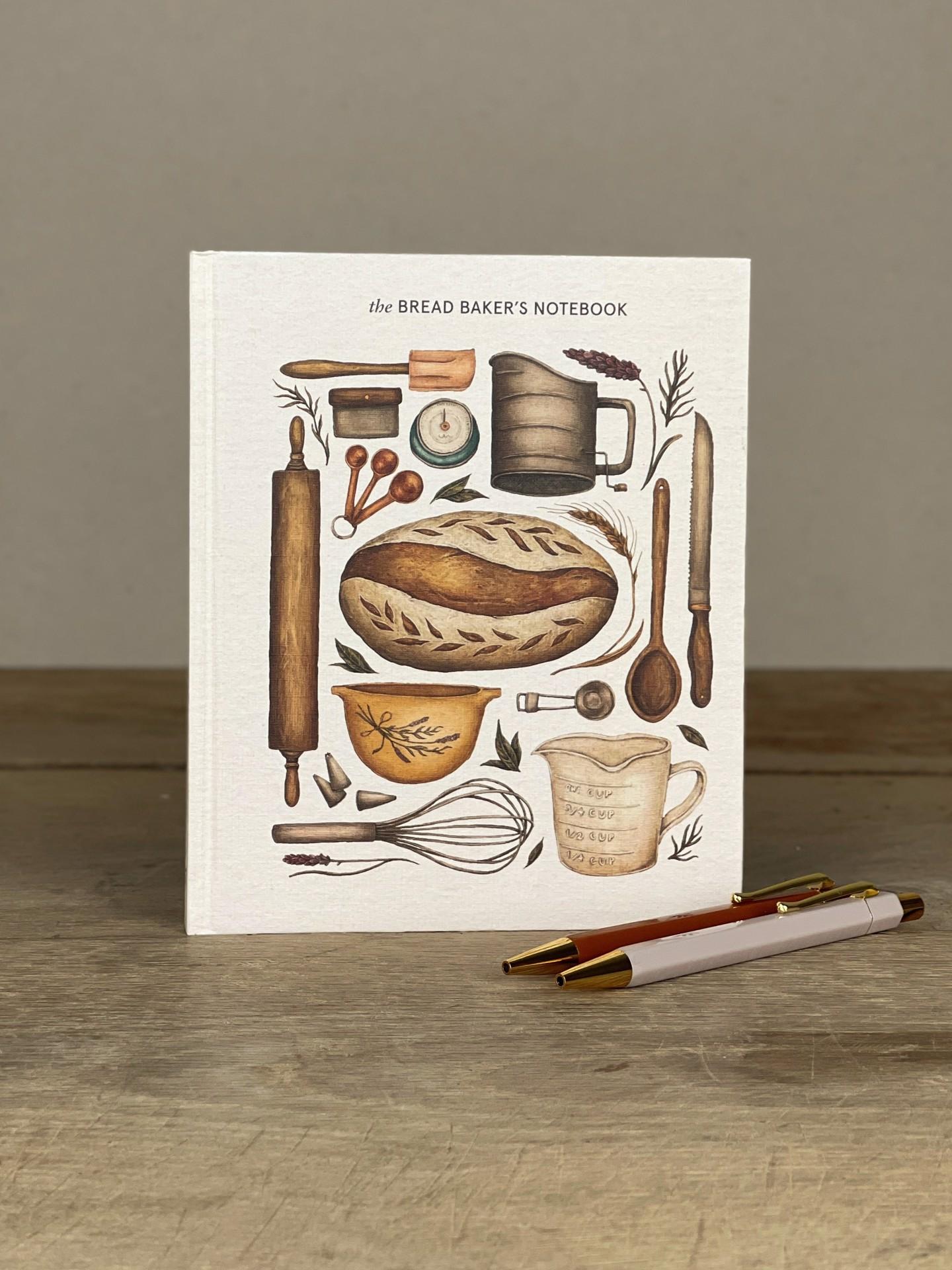 Rezeptebuch Brotbacken